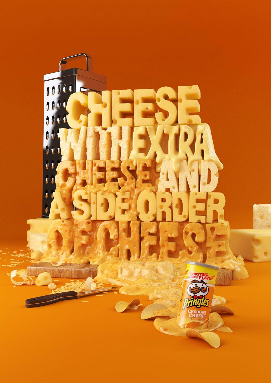pringles_cheese_cgi_typography