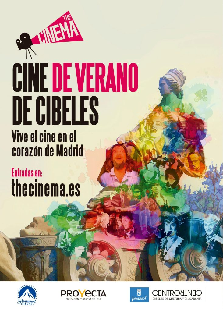 TheCinema_Cibeles_POSTER A3.indd