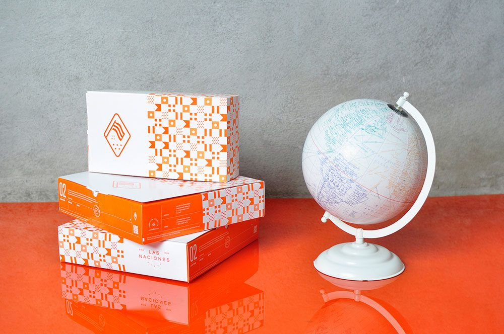02 cajas y globe