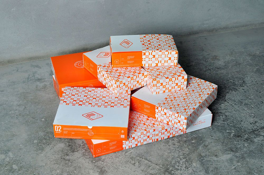 13 cajas