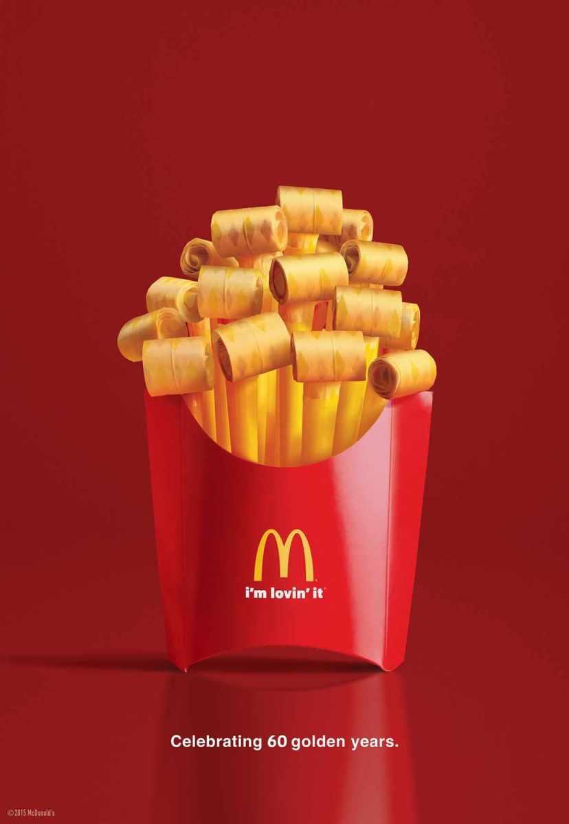 McDonald's celebra sus 60 años