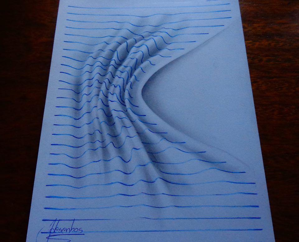 ¿Dibujas cuando te aburres en clase?