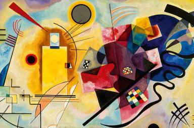 kandinsky retrospectiva creatividad y arte