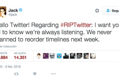 algoritmo twitter