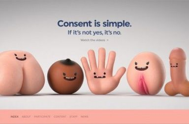 Project Consent violacion consentimiento vagina