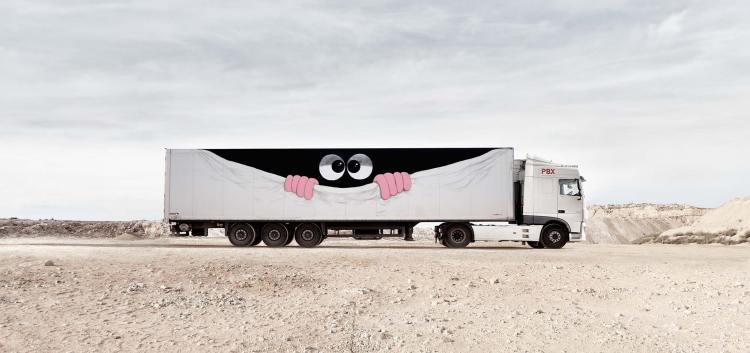 diseño camion calleja truck-art-project