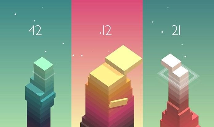 stack app diseño