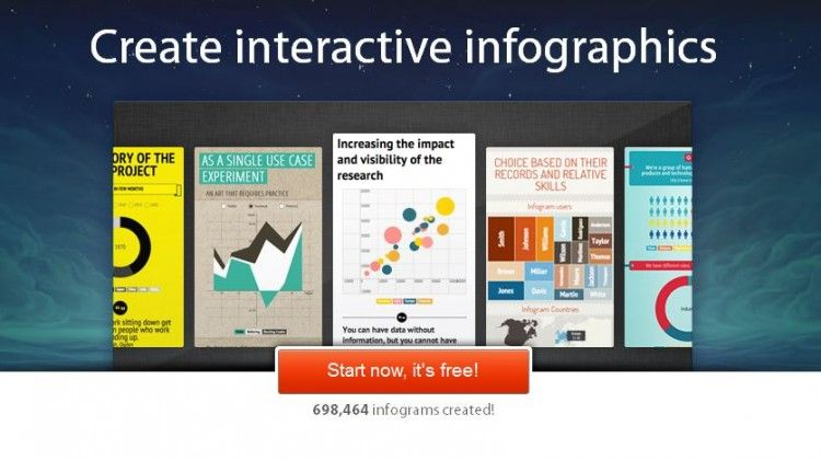 herramienta infografia infogr.am/