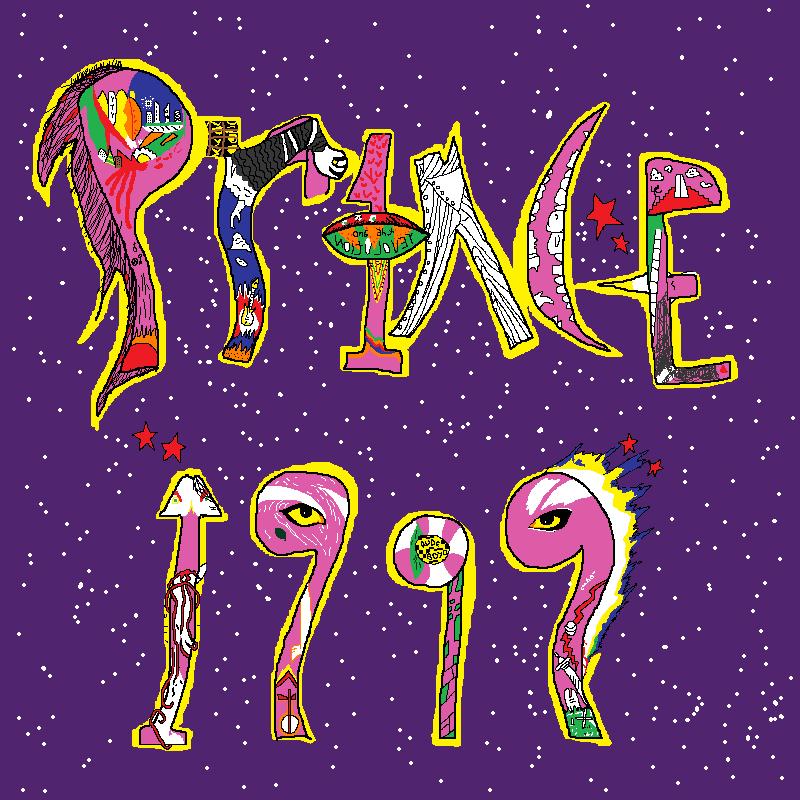 Prince tribute album cover