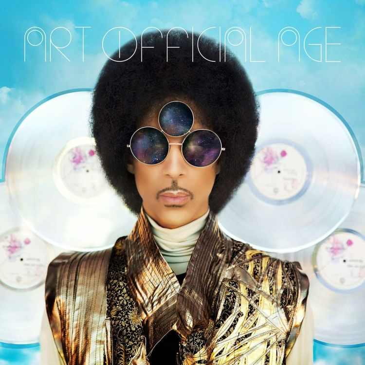 Prince tribute album cover