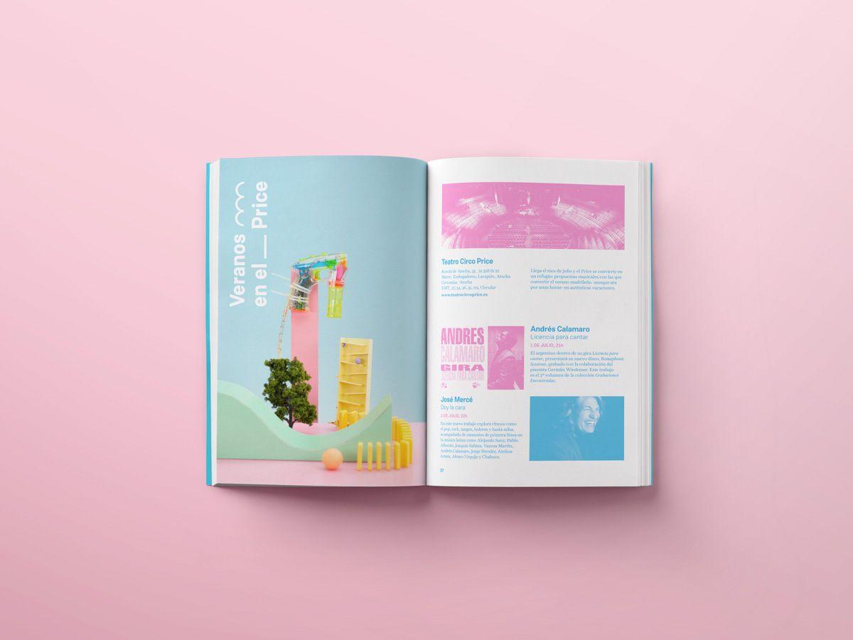 verano de la villa grafica