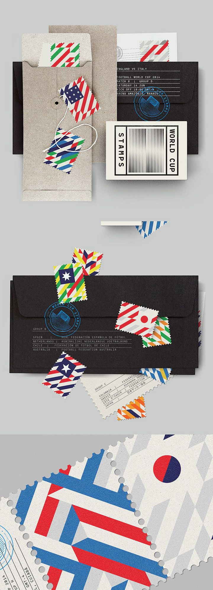 diseño de sellos creativos