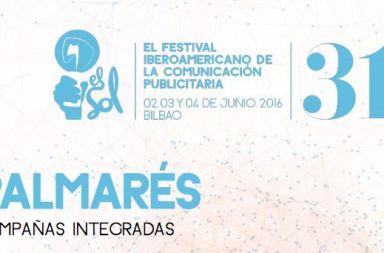 sol 2016 ganadores campaña integradas festival publicidad