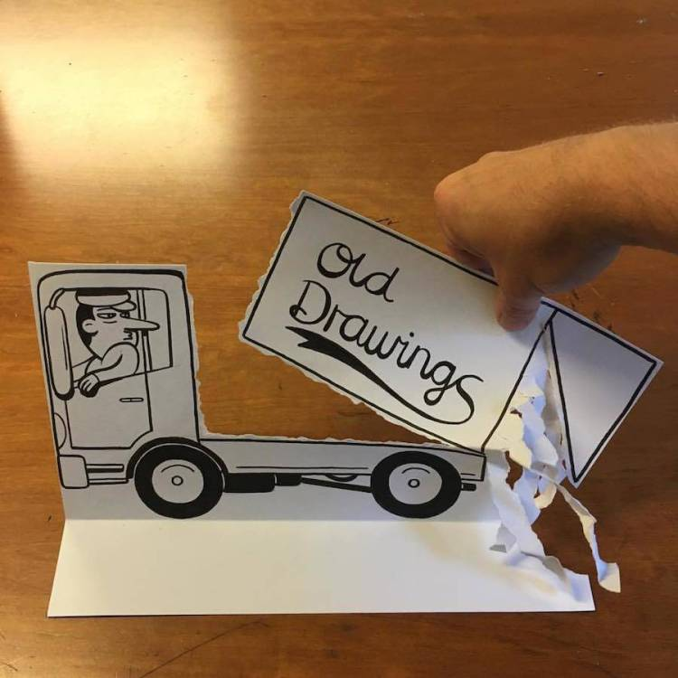 Inventive-and-Hilarious-3D-Paper-Cuts-9-900x900