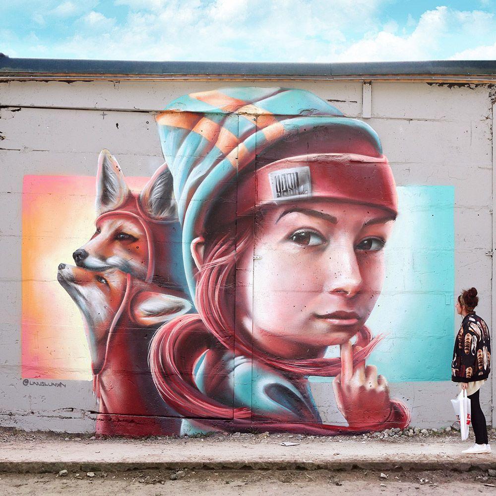 graffiti murales
