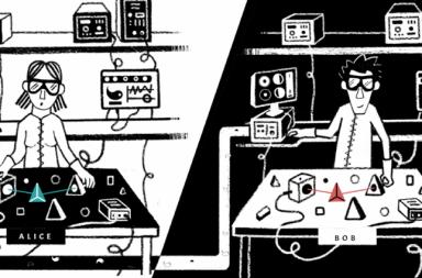 Big Bell Test comic gamificacion