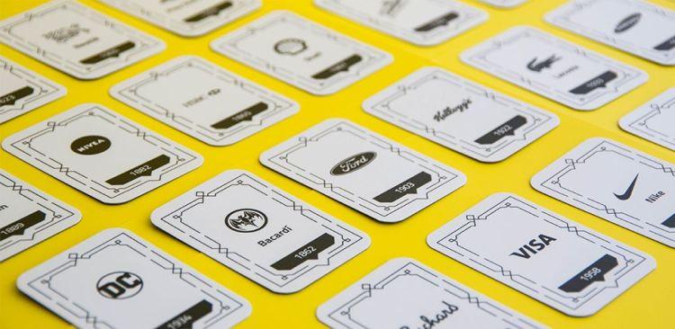 brannline juego cartas marcas