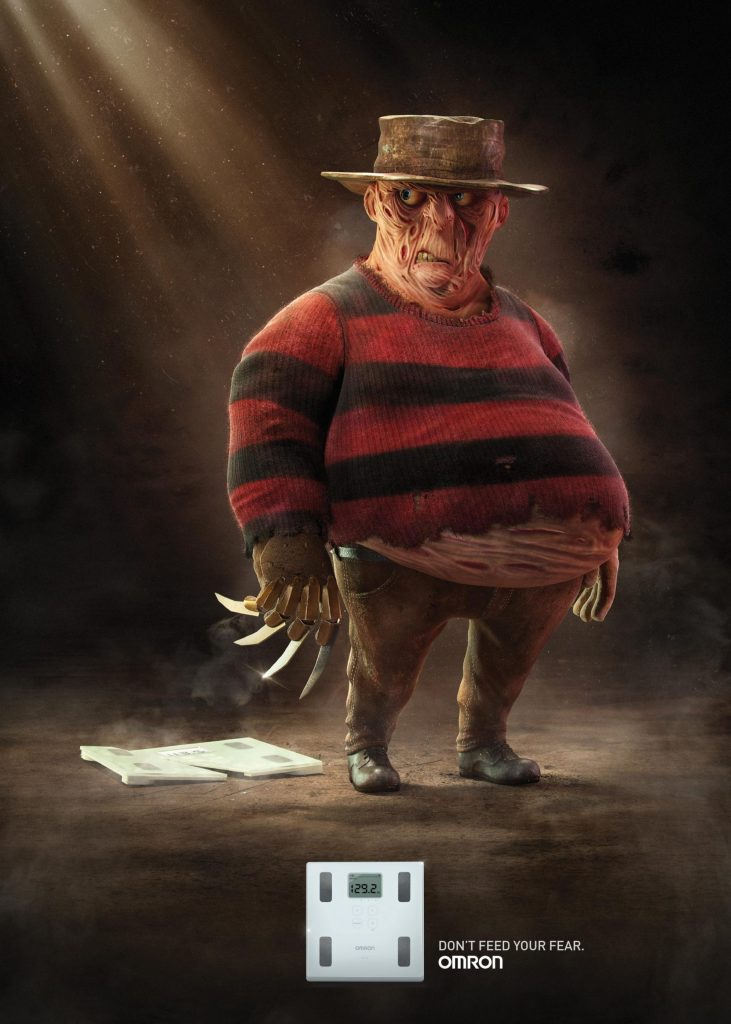 fat-krueger-fat-jason kilos peso creatividad