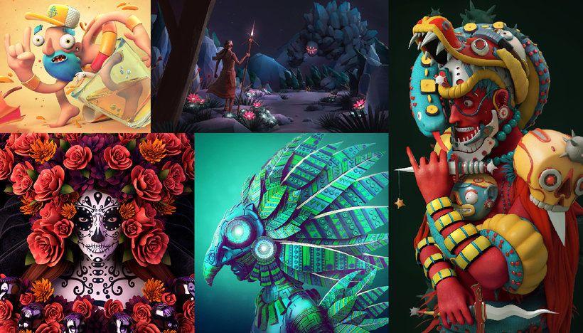 Curso de modelado de personajes en Maya