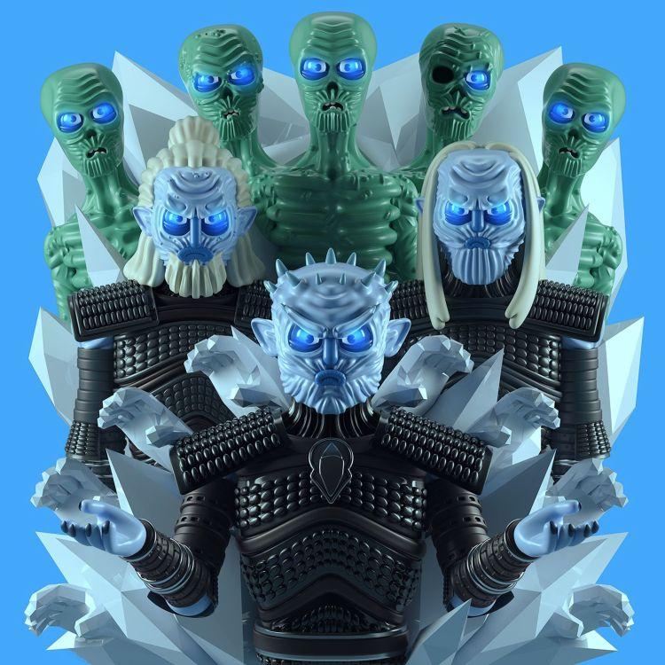 diseño de personajes juego de tronos grand chamaco