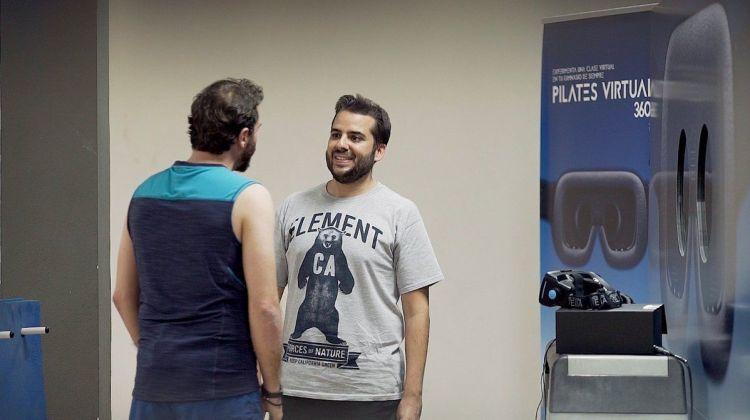realidad virtual psoriasis
