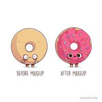 Las divertidas ilustraciones de Naolito