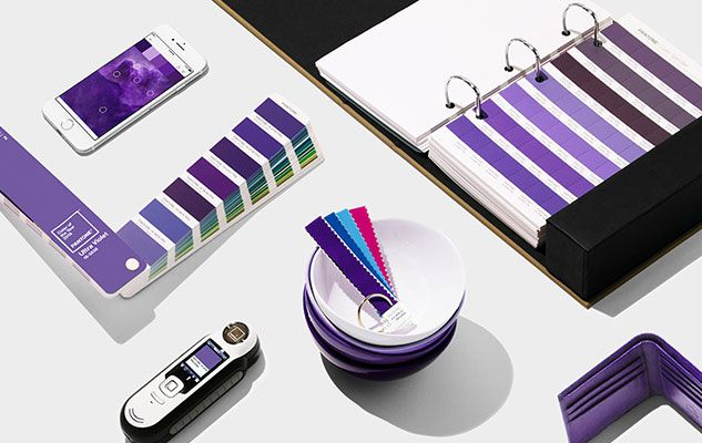 ultraviolet pantone color del año 2018