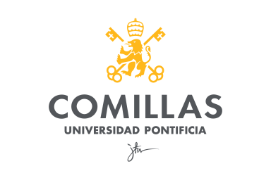 logotipo universidad pontificia de comillas