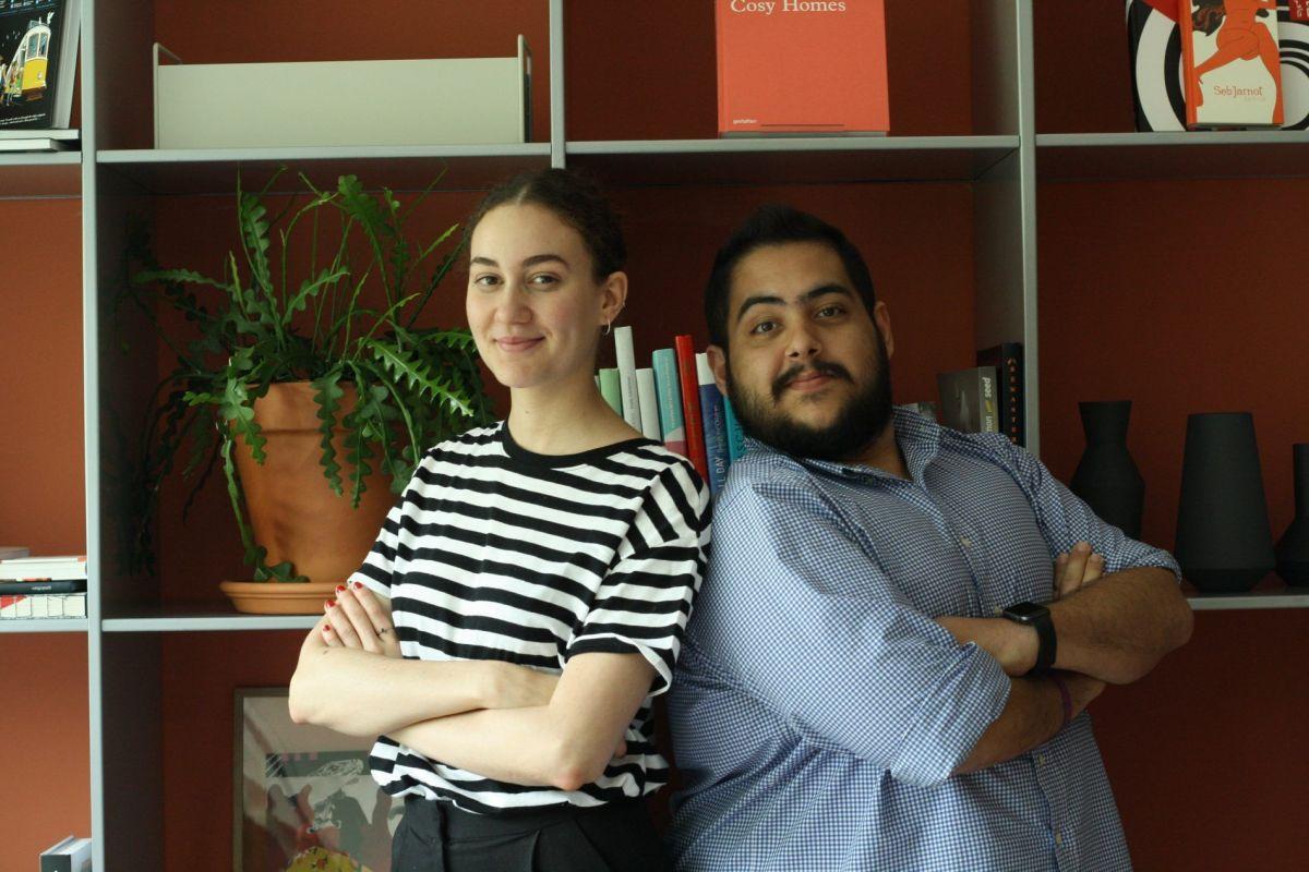 Entrevista a Natalia Villarrubia y Jesús Fernández