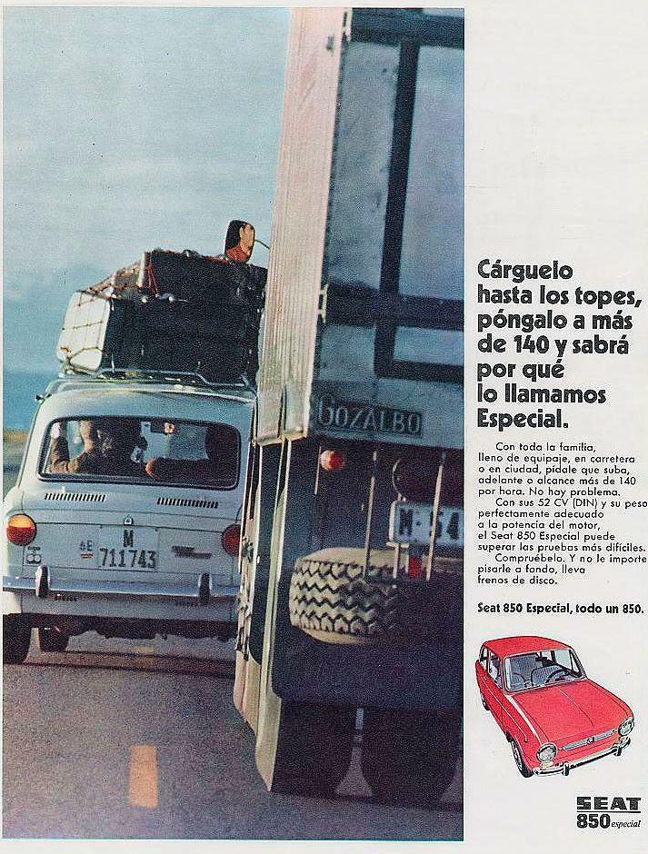 ANUNCIO COCHE 60 CREATIVIDAD