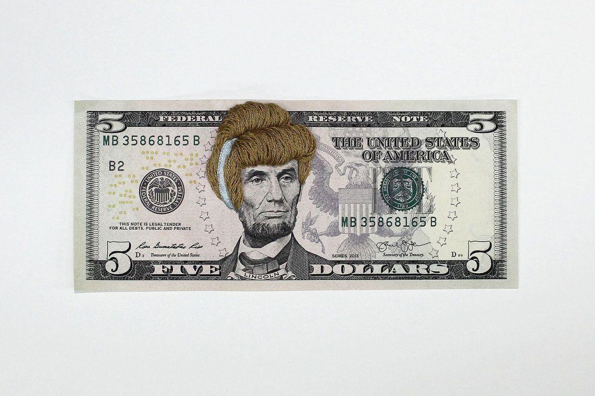 Peinados para alegrar la moneda británica y americana