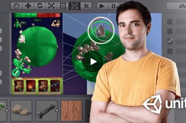 Curso unity videojuegos