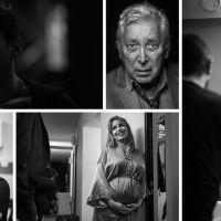 Retrato Fotográfico en Blanco y Negro
