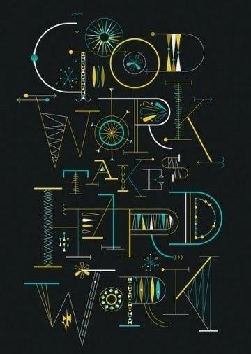 composición tipografica