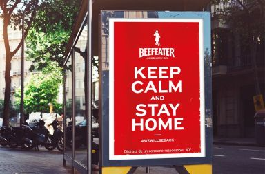 keep calm stay home