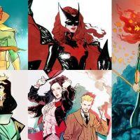 Diseño de personajes femeninos para cómic