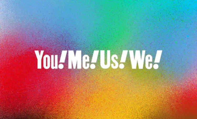 you me us we campaña pride lgtb londres