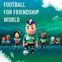 Nuevo simulador multijugador Football for Friendship World