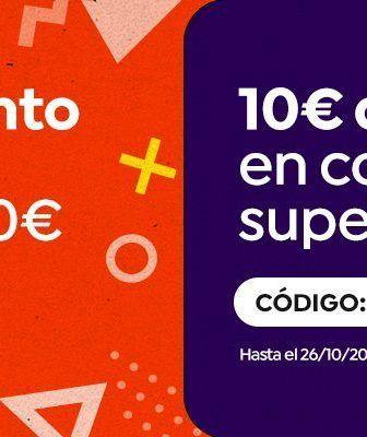 10€ de descuento en domestika