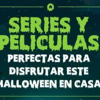 Prepárate para disfrutar un Halloween terrorífico en casa
