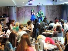 Crafternoon Cabaret Clubs first birthday 7