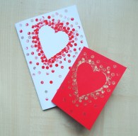 VDay Card Crafternoon Cabaret Club 3