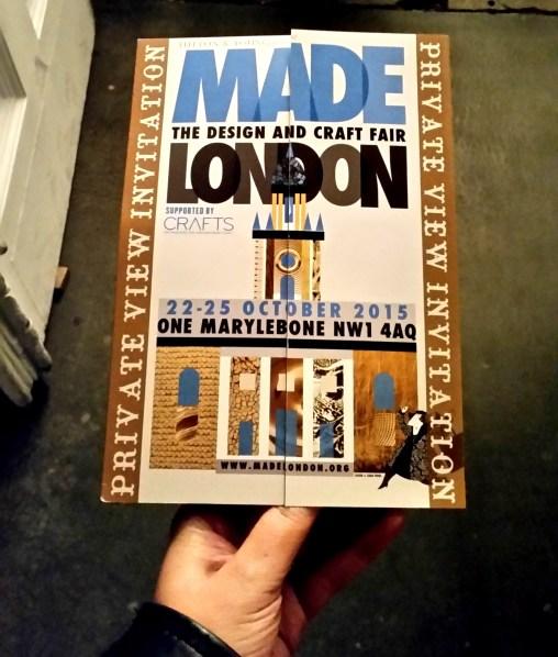 Made London programme