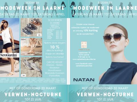 Modeweek Laarne maart 2017
