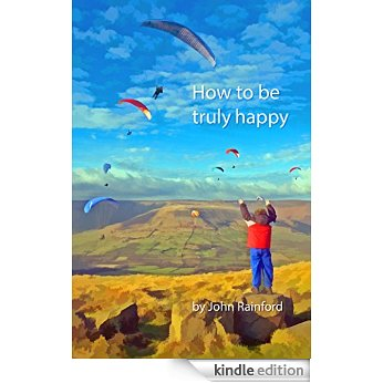 How to be truly happy ebook cover