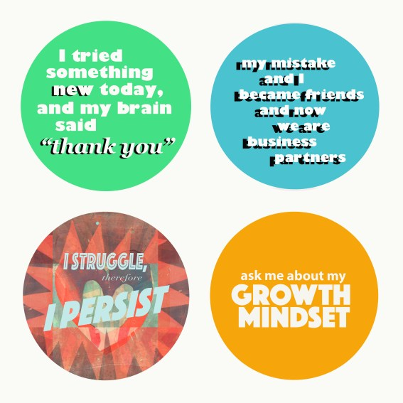 Wearable mantras to celebrate resilience