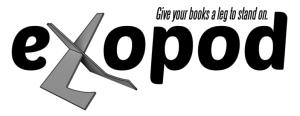 eXopod logo