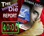 Amber Fang, Book 2: Betrayal, by Arthur Slade (40:00)
