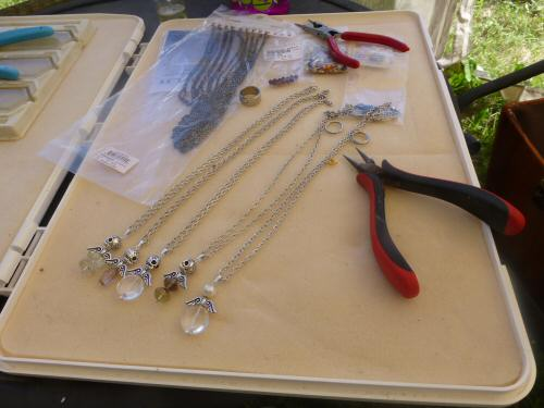 Jewelry making: my longest - and most successful - hobby