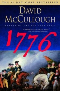 1776 David McCullough book cover